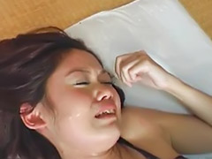 Stockings facial, Stockings asian, Stocking japanese, Japanese stocking, Japanese facials, Japanese facial