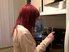 Redhead kitchen, Kitchen, Emo, Maria, Kitchen