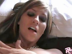 Toys, Toying, Toyed, Raven riley, Plays, Bed