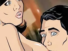 Sex video cartoon