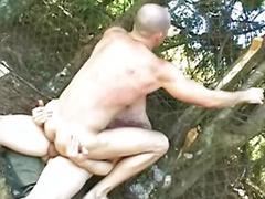 سکس عضلانی