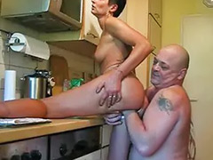 Wife pussy, Wife mature, Wife kitchen, Pussy fisting, Pussy fisted, My mature