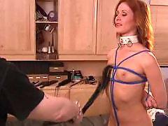 Tits bondage, Tit bondage, Redhead bdsm, Bdsm tits, Bdsm tit, Bondage guy