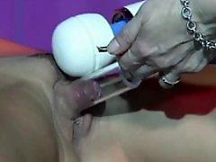 Slave playing, Slave sex, Slave lesbian, Slave bdsm, Nina, Milf bdsm