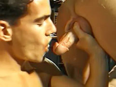 Bar sex, Sex bar, In bar, Gay facial, Gay deepthroat, Gay bar sex