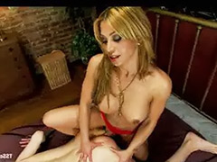 Tranny fucks guy, Tranny fuck guy, Tied bed, Tie fuck, Shemales fuck guy, Shemale fucks guys