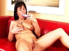 Zenci kız masturbasyon, Annem, Annem annem