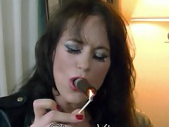 Smoking milf, Smoking, Milf smoking, Masturbation double, Cigar, Smoking masturbation