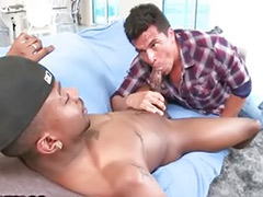 Servicing, Gay size, Gay serviced
