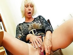 Teacher mature, Teacher girl, Teacher blonde, Solo granny, Solo grannies, Solo teacher
