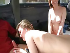 Public show, Suck the cock, Sex showe, Sex show, Car blowjob, The show