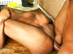 Two gays, Wank and fuck