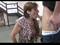 Take, British milf, British blowjob, Blowjobs milf, Cares, Careful