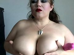 With moms, With mom, Stockings dildo, Stockings bbw, Stockings mom, Stockings milf