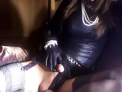 Shemale lingerie