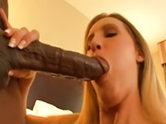 First bbc, Blonde bbc, Belinda, Bbc first, Bbc blowjob, Cock hand