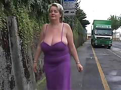 Mature, Big, Big boobs