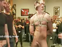 Rope sex, Gangbang gay, Gay bounded, Bound sex, Bound gangbang, Roped