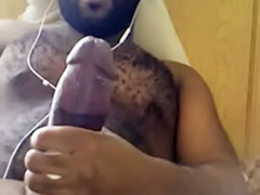 Big hairy solo, Big cock hairy, Hairy solo