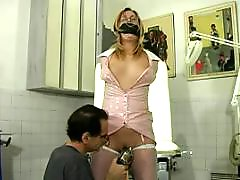 X-mastere, Small tits, Small tit, Latex c, Latex blond, Latex bdsm