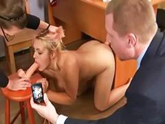 Tits job, Tit job, Shocking, Lesbians domination, Lesbians busty, Lesbian interview