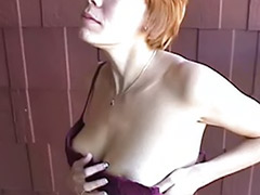 Milf flashing, Girl flashing, Busty solo milf, Busty milf solo, Canadian, Flashing girls