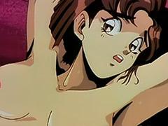 Hentai gangbang, Bondage lick, Bondage hentai