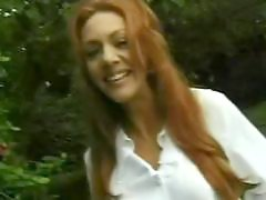 Redhead milf, Redhead blowjob, Redhead boobs, Redhead big boobs, Pussy lick, Pussy licking milfs