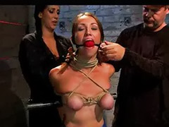 Bar, Bound gagged