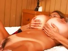 Asian lesbian anal