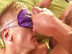 Nice gay, Eye cover, Gay nice, Cum covered