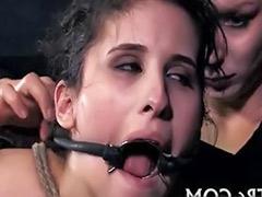 Raunchy, Lesbian bondage, Bondage lesbian