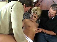 Tits hot, Threesome blonde blowjob, Maturer threesom, Mature threesomes, Mature threesome, Mature facials
