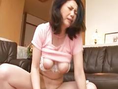 日本人熟年夫婦のセックス