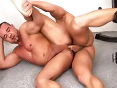 سکس تلمبه, سکس بدنسازی
