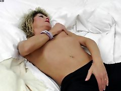 Show off milf, Show her, Milf fingering, Mature shows, Mature show, Mature fingering