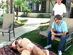 Pornstar threesome, In heat, Hard pussy, Banging pussy hard, Voyeur tits
