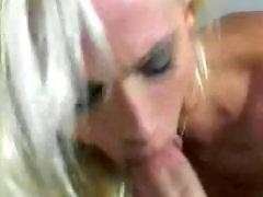 Teaser, Blowjob big dick, Blonde dick