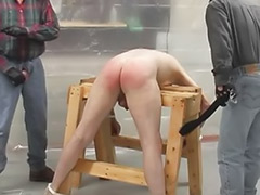 Threesome bondage, Redneck, Spanking gay, Spank gay, Gay threesome, Gay spanking