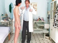 Mature fetish, Horny doctor, Doctor mature, Abusing, Abuse, Couple abus
