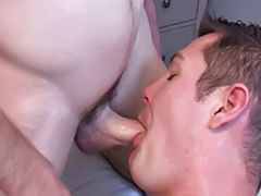 Trailer, Piercing gay, Irish, Handjob kiss, Handjob gym, Kissing handjob