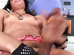 Tgirls, Tgirl, Shemale seduction, Seduction, Sasha b, Stroking cock