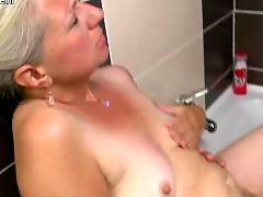 Granny, Milf, Young, Mom, Mature