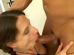 Milf blow, Horny brunette, Horny cock, Cant resist, Cant