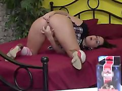 Brunette, Toys, Toying, Toyed, Sexy fuck, Sex toy fuck
