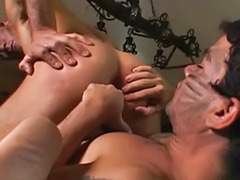 Two gays, Sucking two, Hunk gay, Hunk, Gay latin suck, Gay hunk
