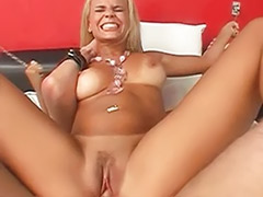 Tanning, Tanned, Tan blonde, Pussy pink, Pink sex, Lick cum pussy