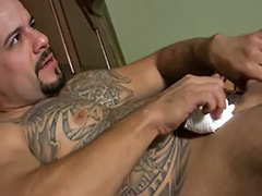 Tattoo gay, Latinos gay, Latinos, Gay thug, Big cock solo cum, Bi,g