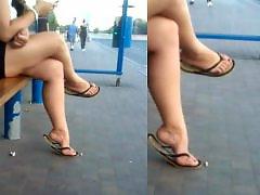 Voyeur feet, Sexy foot, Feet sexy, Feet candid, Amateur sexy, Candid feet