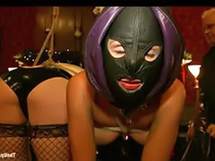 Mask group, Masked babe, Bound sex